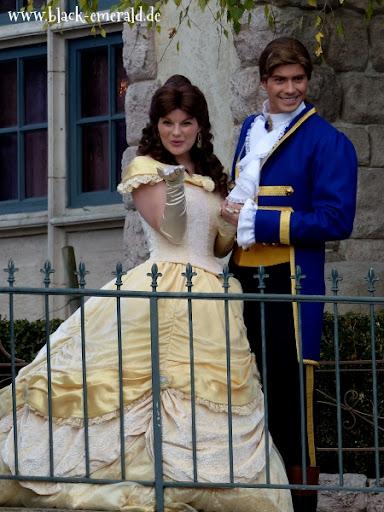 Belle & das Biest, ähhh der Prinz