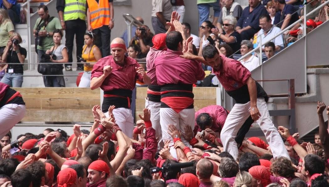 Concurs de Castells de Tarragona 3-10-10 - 20101003_194_3d8_CdL_XXIII_Concurs_de_Castells.jpg