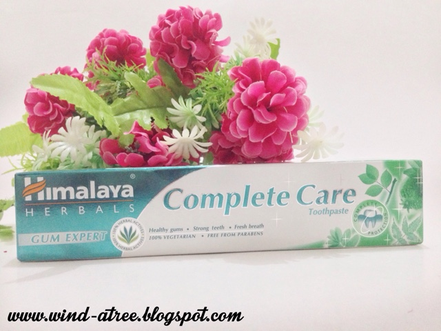 [Review] Himalaya Herbals - Complete Care Gum Expert