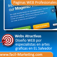 www.facil-Marketing.COM | Diseño de Paginas Web en El Salvador