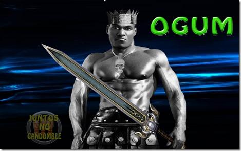 Orixá Ogum rei da cidade de Irê - Orisha - candomblé - umbanda - toque - lenda - história - african - orisa - orixas - ketu - gege - angola