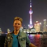 in Shanghai, Shanghai, China