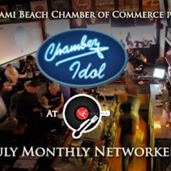 Chamber Idol at Vinyl & Kai