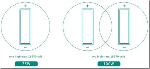 5 5 thumb%25255B1%25255D - 【MOD】パラレル2本バッテリー長時間!最新のEleaf iStick TC 100W Modが28.19ドルで販売中