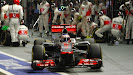 Jenson Button McLaren MP4-27