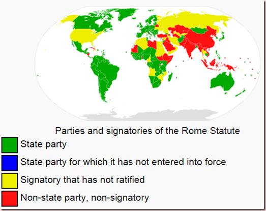 International Criminal Court - Rome Statute, Alleged African bias ...