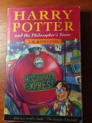 Book in a jar harry potter