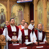 His Holiness Pope Tawadros II visit to St. Mark LA - DSC_0077.JPG