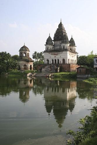 Shiva Temple at Puthia