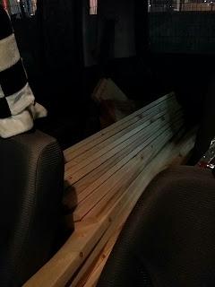 DIYの木材2✕4