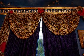 Curtains, Casablanca Nights, Pavillion Hotel UK