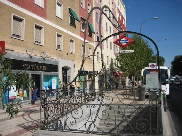 Calle de Colombia