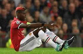 Paul Pogba may be out for a month with hamstring injury