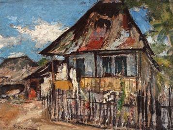 pictura-zilei-casa-taraneasca