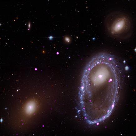 galáxia AM 0644-771