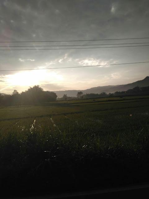 Pemandangan Indah WONOGIRI