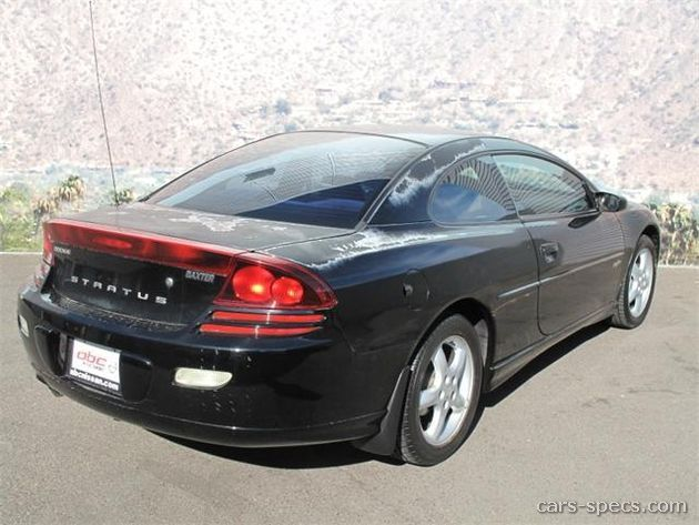 2005 dodge stratus coupe specifications pictures prices. Black Bedroom Furniture Sets. Home Design Ideas