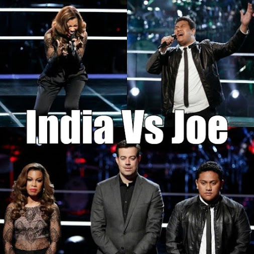 India vs. Joe Knockouts