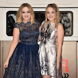 OIC - ENTSIMAGES.COM - Lucy and Lydia Connell at the Joe and Caspar Hit The Road - UK film in London  22nd November 2015 premierePhoto Mobis Photos/OIC 0203 174 1069