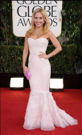 Hayden Panettiere - Golden Globe 2013