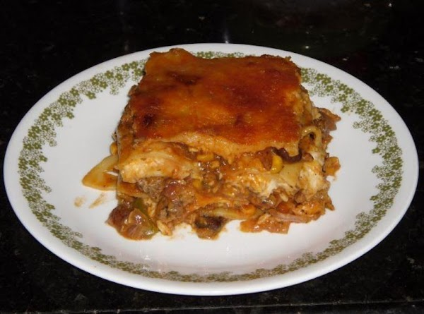 Buffalo Hot Wing Lasagna Recipe