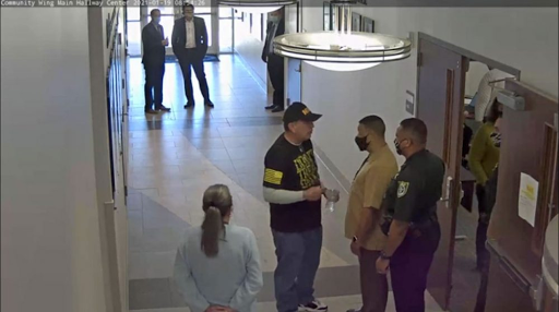 Confrontation at City Hall Prompts Palm Coast to Add Armed Security and Consider Metal Detector