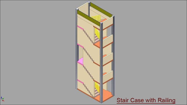 Double Fold Stair Case with Railing.jpg_1