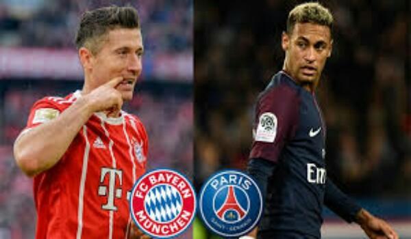 Bayern Munich vs Paris Saint-Germain champions league match highlight