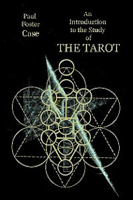 Cover of Paul Foster Case's Book An Introduction To The Study Of The Tarot