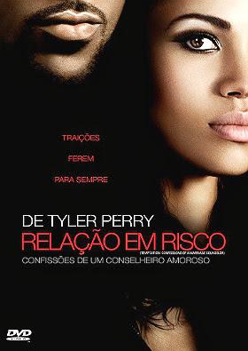 Filme Poster Relação em Risco DVDRip XviD Dual Audio & RMVB Dublado