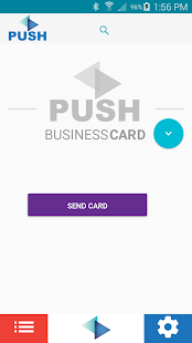 Push Cardz Business Cards- screenshot thumbnail