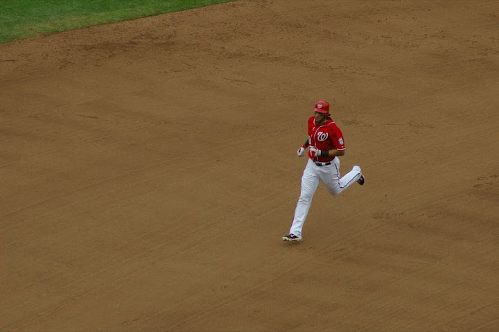 Morse on the basepath