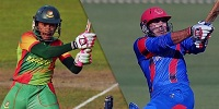 Live Telecast - Bangladesh v Afghanistan ODI Series 2016