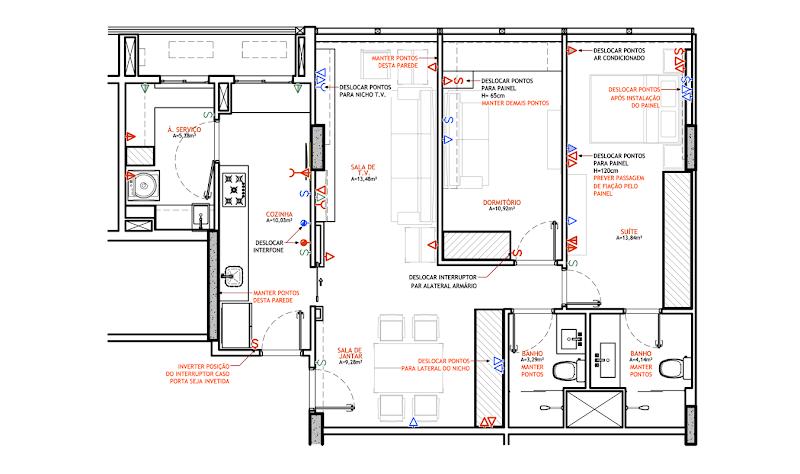 layout lightA