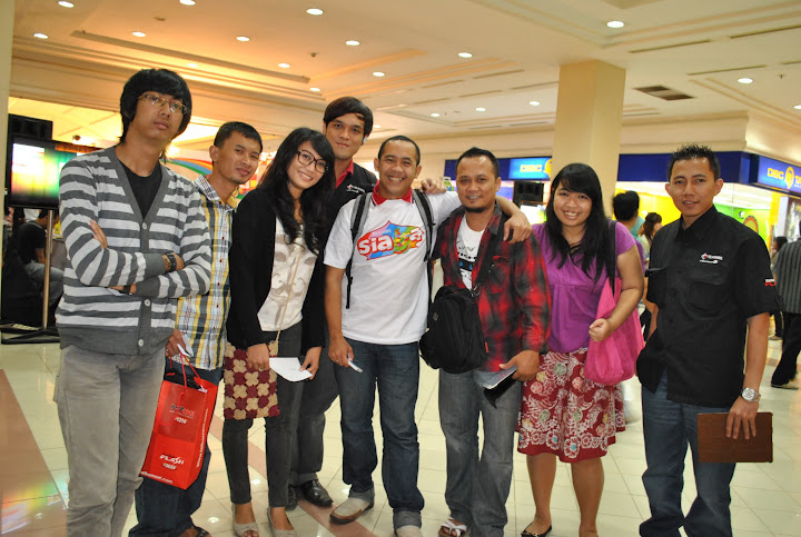 Me and Jogja Onliners