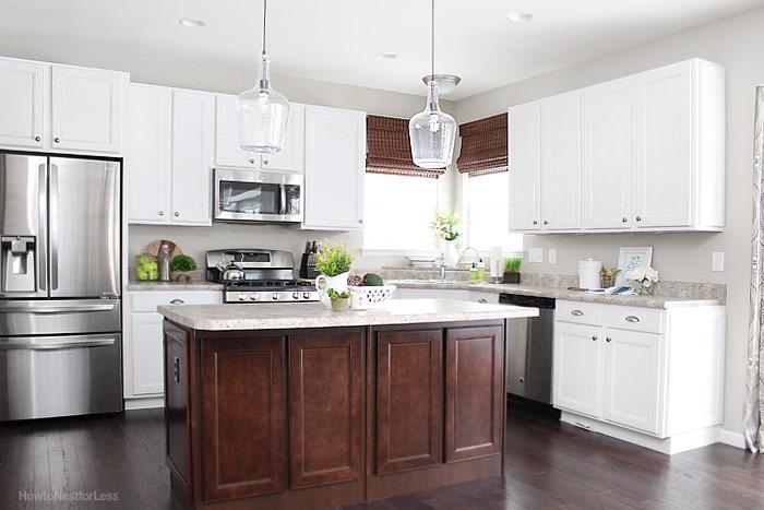 dark-island-white-cabinets
