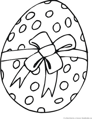 latest Entertainment News: small easter eggs coloring pages
