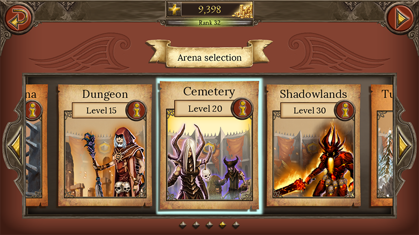 Devils & Demons - Arena Wars- screenshot