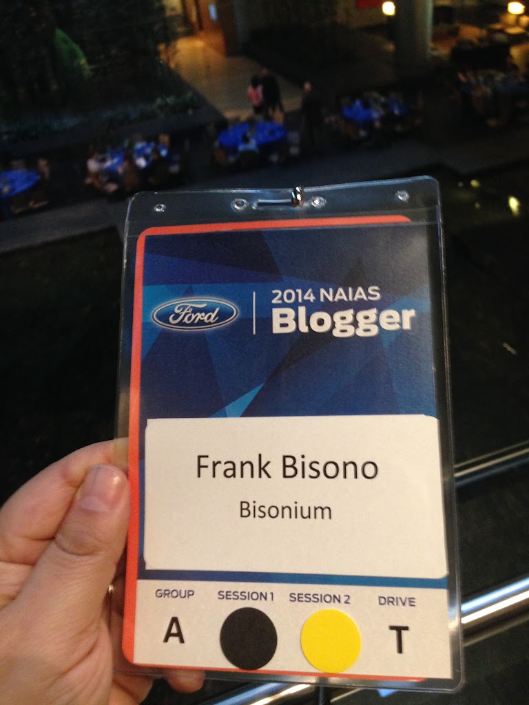 Ford Events at the 2014 NAIAS - 72
