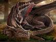 Dark Angel And Dragon