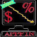 AppFin ESTUDIANTIL icon