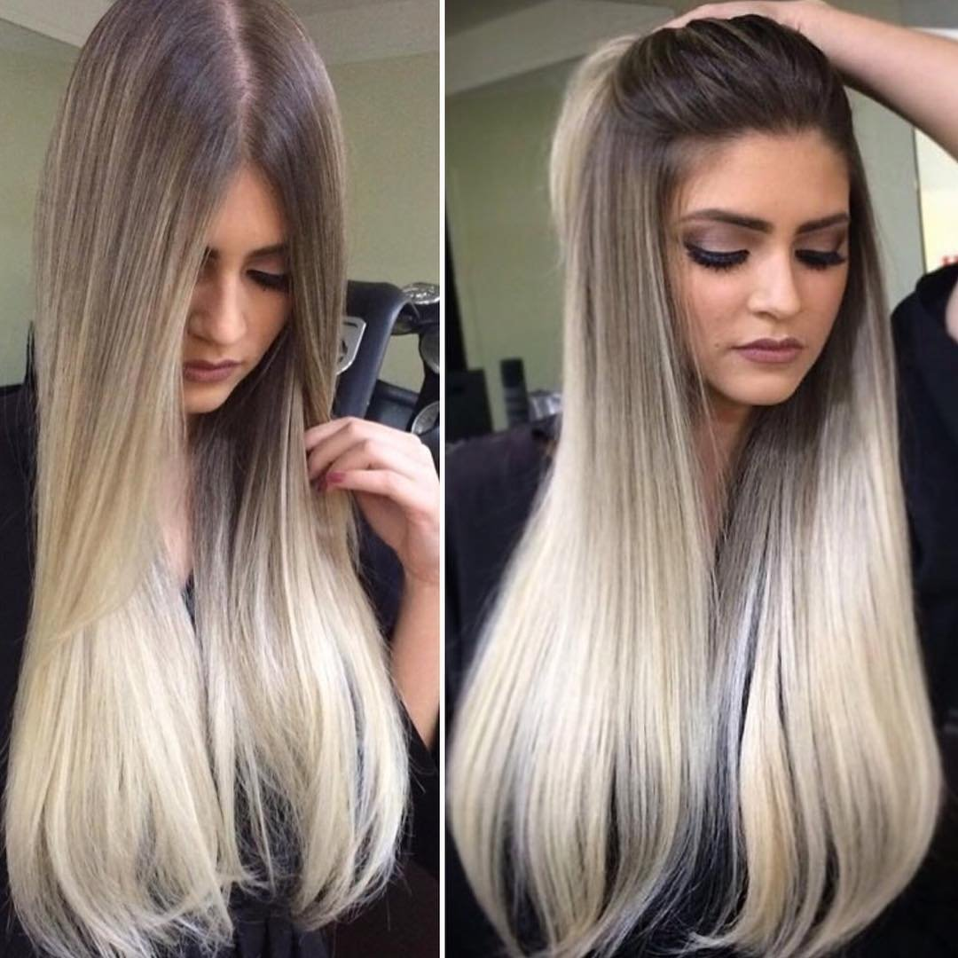 Messy Amp Elegant Ash Blonde Hairstyles To Try  Fashion 2D