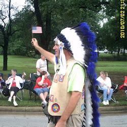 2010 4th July Parade