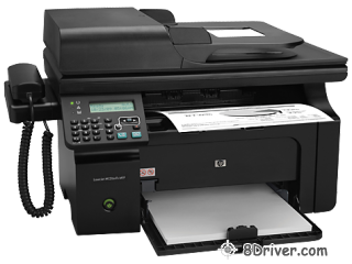 Free download HP LaserJet Pro M1216nfh Printer drivers and install