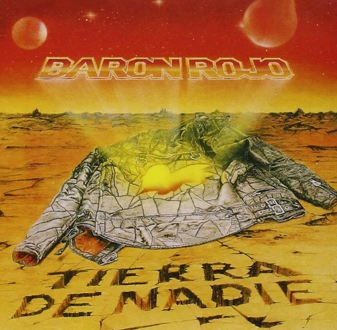 BARÓN ROJO - Tierra de Nadie - 1987