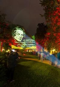 900JahreZwickau_FestivalofLights_SchumannPark_FrankHerrmann