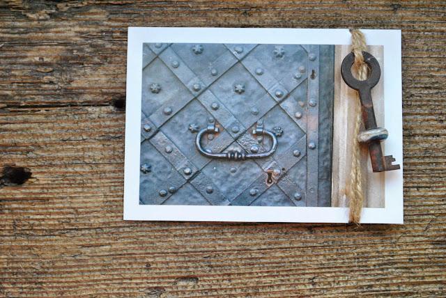 Открытки из кракова двери