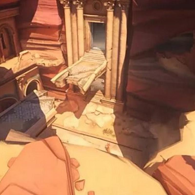 Overwatchs neueste Karte ist ein Kampf in einer verborgenen Stadt