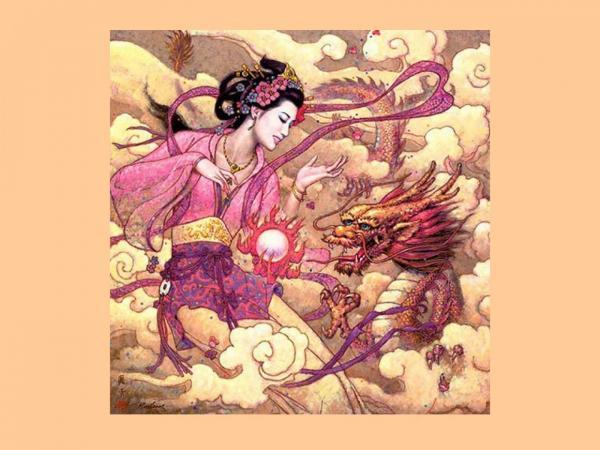 Chinese Dragon, Dragons 2