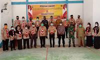 Pelantikan Pengurus Mabiran dan Kwartir Ranting Pramuka Belitang